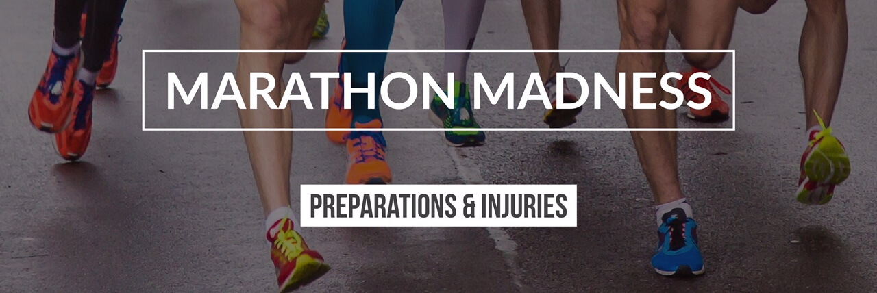 southfields physiotherapy marathon madness